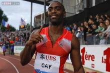 US sprinter Tyson Gay banned for one year for doping