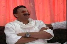 CBI court grants custodial parole to alleged gangster Mukhtar Ansari