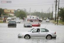 Flood warnings in place after record rains soak eastern US