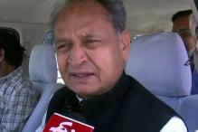 Vasundhara jealous of better financial management during Cong rule: Gehlot