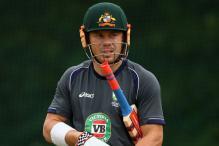 Australia opener Warner to skip Zimbabwe trip