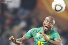 Cameroon beat Macedonia 2-0 in World Cup warm-up