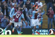 EPL: Weimann scores two as Villa beat Hull 3-1