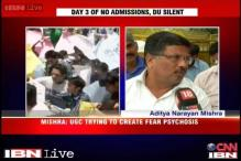 UGC trying to create fear: Former DU Teachers Association chief