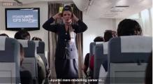 Watch: What if the pilot and crew actually told the passengers what was on their minds on an Indian flight?