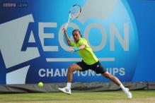 Alexandr Dolgopolov withdraws from Queen's quarters due to injury
