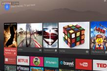 Android set to invade television as Google switches on Android TV