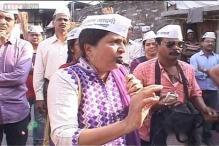 AAP leader's tweet sparks rumours of Anjali Damania quitting the party