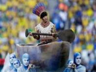 In pics: FIFA 2014 Opening Ceremony
