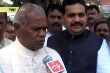 Anti-BJPism is the issue now, not anti-Congressism: Jitan Ram Manjhi