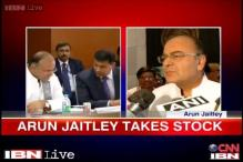 Jaitley underlines need to lower cost of business to up growth