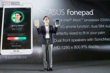 Asus unveils next-gen Fonepad 8, MeMO Pad 8, MeMO Pad 7 tablet PCs