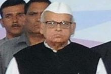 Aziz Qureshi takes oath as UP Governor
