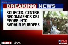 Centre recommends CBI probe into Badaun rape-murder: sources