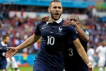 World Cup 2014: Karim Benzema brace helps France cruise past Honduras