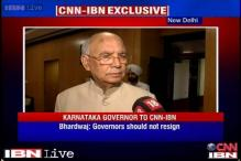 Appointment of governors a prerogative of the government: HR Bhardwaj