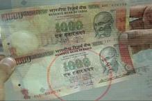 Bihar STF seizes fake currency notes worth Rs 10 lakh