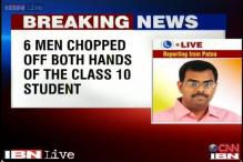 Class 10 student attacked, acid poured in his eyes, hands chopped