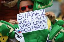 World Cup 2014: Suarez treated like a 'dog', says upset granny