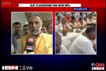 Every MP shouldn't speak to the media, it's the party spokesperson's job: MoS Krishan Pal Gurjar