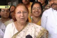 Sumitra Mahajan set to be LS Speaker; Dy Speaker may be from AIADMK, say sources