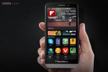 BlackBerry Z3 with 5-inch display coming to India on June 25; likely to be priced under Rs 12,000
