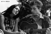 Bob Dylan manuscripts seen top items in NY rock and roll auction