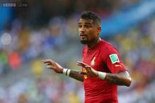 World Cup 2014: Boateng, Muntari suspended from Ghana team after clashing with coach