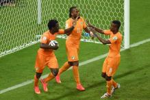 In pics: Ivory Coast vs Japan, Group C
