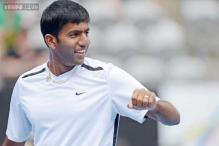 Rohan Bopanna crashes out of French Open