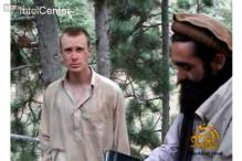 Taliban video shows handover of US soldier