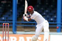 Batting with Chris Gayle things get easier, says Kraigg Brathwaite