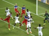 In pics: Ghana vs USA, Group G