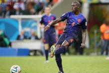 World Cup 2014: Dutch defender Bruno Martins Indi not fit for Chile clash