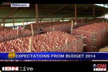 CNN-IBN Budget Yatra visits Haryana villages
