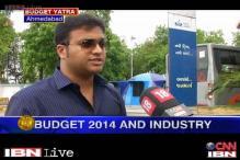 Budget Yatra: Watch industrialists from Gujarat, West Bengal speak