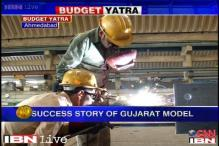 Budget yatra: Story of the Gujarat model