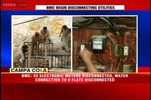 Mumbai: MCGM disconnects electronic meters, water, gas supply to Campa Cola flats
