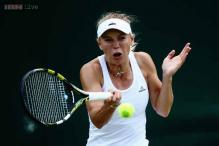 Wozniacki out of Wimbledon in fourth round