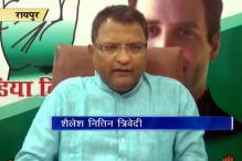 Congress dissolves all units in Chhattisgarh