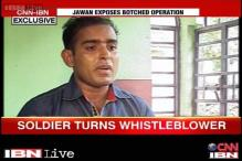 CNN-IBN impact: IG level probe initiated into allegations by CRPF commando