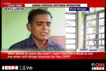 CRPF commando blames officers for botched up anti-Naxal operation