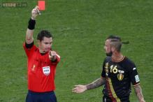 World Cup 2014: Belgium's Defour could face longer ban