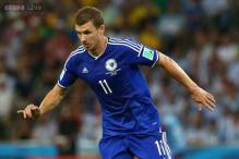 World Cup 2014: Dzeko's our Messi, says Bosnia coach Safet Susic