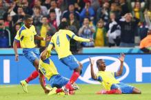 World Cup 2014: Ecuador edge past Honduras to stay alive