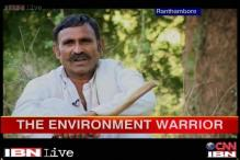 World Environment Day: Meet the man who's been assaulted, threatened, but continues to protect the environment