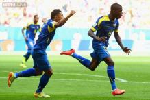 World Cup 2014: Ecuador, Honduras meet in a must-win game