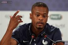 World Cup 2014: Evra warns teammates not to behave 'like star'
