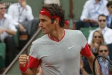 Roger Federer reaches 7th Halle final, to take on Falla