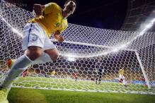 World Cup 2014: FIFA red-faced after suggesting legal Brazil goal was offside